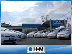 人気のプリウス(30型20型)を中心に、軽自動車、コンパクトなど幅広い品揃え!かつお値段はお買得です!是非ご来店を!