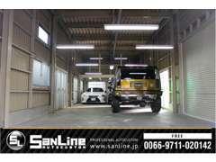 様々な車種のカスタム承ります。http://sanline.jp