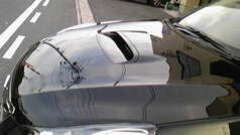 施工済!!ピカピカです!G'zox施工証明書ありもしもの、事故時に保険対象です!!