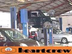 提携の指定工場にて、しっかりと整備をして納車させて頂きます♪