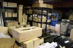 豊富な純正部品の在庫で購入後のアフターも安心です。