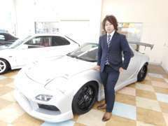 セールススタッフの佐藤です。販売・買取なんでも頑張りますのでよろしくお願い致します。