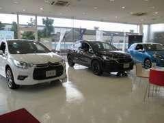 新車もご覧いただけます。