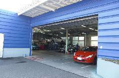 整備工場も完備です!ご購入後も安心・安全のサポート!