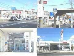 バスでお越しの方は、 ☆阪急バスの小野原西バス亭☆ で降りて目の前です♪