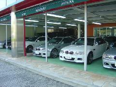 BMW E46M3常時10台以上展示自信のない車は販売しません