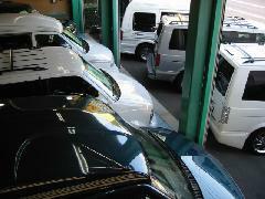 展示場です 展示車満載!!!