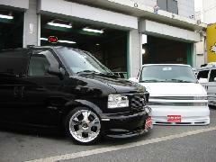米国車から欧州車・国産車の販売・修理なんでも承ります。