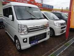 ☆今展示中の新車です☆新車に気軽に乗れるオニキスのワンナップシステムが大人気です!!新車をお探しなら当社へ!