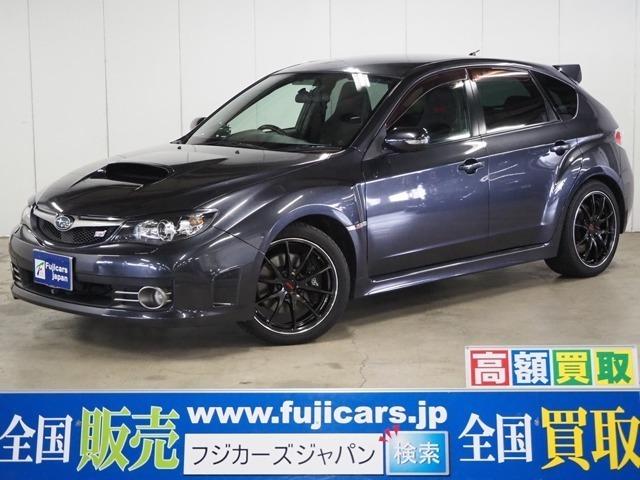 程良いカスタム!インプレッサ『WRX STi 4WD』本州より入庫♪