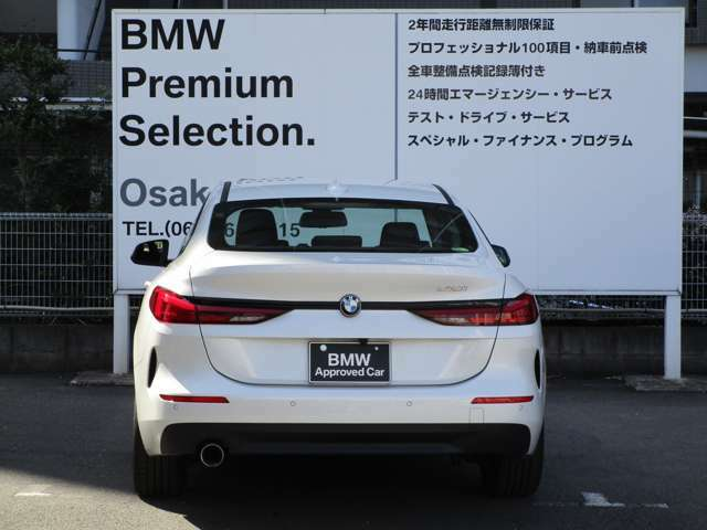 ☆全国BMW正規ディーラーネット認定中古車保証☆万が一の場合でもご安心くださいませ!お問い合わせは大阪BMW Plemium Selection 吹田(無料ダイヤル)0078-6002-613077迄お待ちしております。月曜日定休