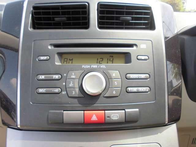 ラジオ/CDとなります