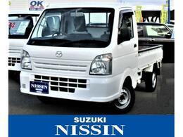 マツダ スクラムトラック 660 KC エアコン・パワステ 4WD /保証付販売車/5速マニュアル