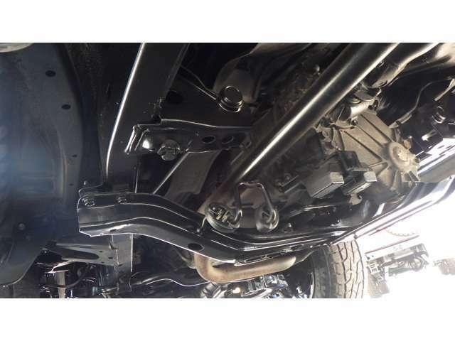 ターボディーゼル・センターライン18AW新品・モンスタテレーン新品・Fクリスタルライト・LEDテール・サイドユーロマーカ・純正ブッシュ&ロールバー