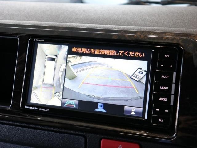 パナソニックストラーダ7インチナビ☆※音楽録音.DVD再生.Bluetooth.フルセグ