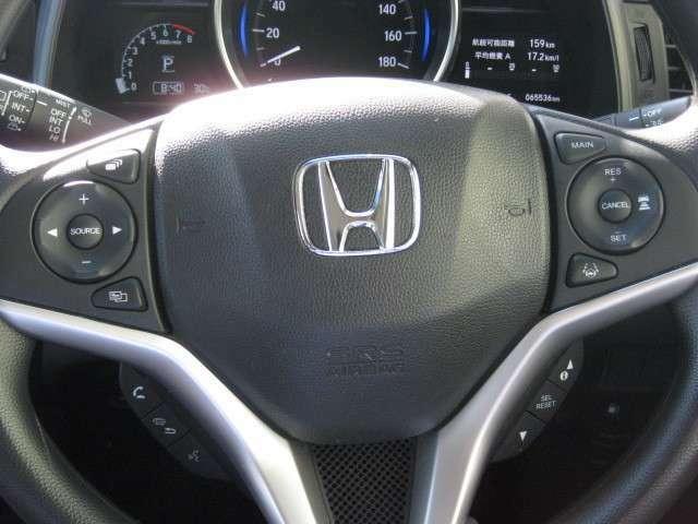 ホンダセンシング搭載車!先進技術で運転をサポートいたします!
