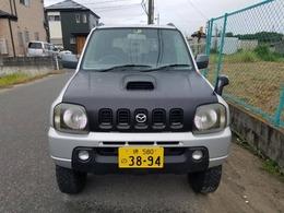マツダ AZ-オフロード 660 XC 4WD リフトアップ即乗り