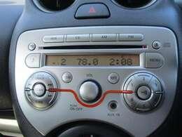 FM/AM CDチューナー