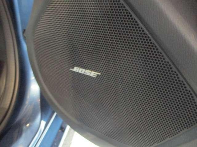 BOSEサウンドシステムで迫力ある音響スステム♪