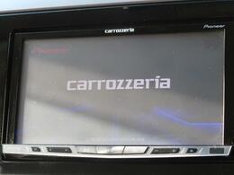 【カロッツェリアHDDナビ】使いやすいナビで目的地までしっかり案内してくれます。CD/DVDの再生もできます!お車の運転がさらに楽しくなりますね!!