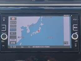 純正メモリーナビ(MM316D-W)付だから初めての場所へのお出かけも安心。地デジTVが見られDVDが再生出来ます。