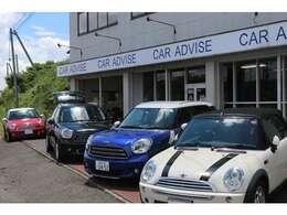 ◆MINIを多く取り扱う輸入車専門店でございます。輸入車が初めての方でもMINIオーナーのスタッフが丁寧にご説明いたします!