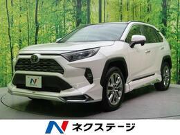 トヨタ RAV4 2.0 G Zパッケージ 4WD 寒冷地 モデリスタ サンルーフ登録済未使用