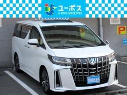 トヨタ アルファード 2.5 S Cパッケージ 9インチ フルセグTV インナーミラー