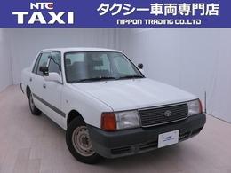 トヨタ コンフォート スタンダード DXパッケージ F5マニュアル LPG