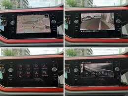 純正ナビゲーションシステム[DiscoverPro]を搭載!駐車時にも安心のバックカメラ付き!