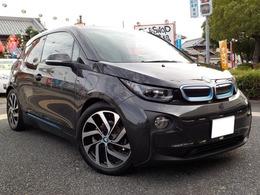 BMW i3 レンジエクステンダー 装備車 Bluetoothナビバックカメラハーフレザー