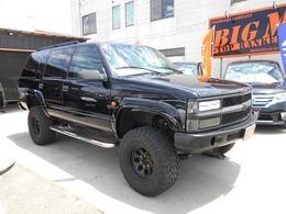 シボレー タホ 5700 LT4WD 1ナンバー登録