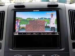カロッツェリア製フルセグTV内臓メモリーナビ・Bluetoothオーディオ内臓・DVDビデオ・USB接続・SDカード再生・CD・タッチパネル・高輝度高画質モニター・バックカメラ搭載