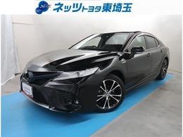 トヨタ カムリ 2.5 WS レザーパッケージ サポカー SDナビフルセグ バックカメラ
