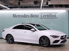 メルセデス・ベンツ CLAクラス の中古車 CLA200d AMGライン ディーゼルターボ 東京都大田区 598.0万円