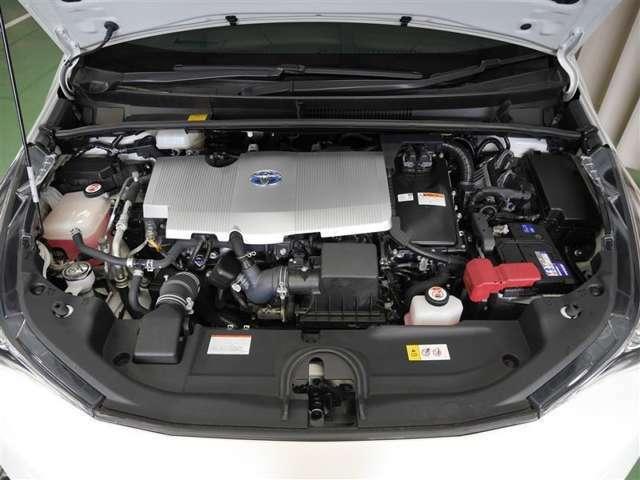 1.8Lガソリンエンジン+HV