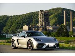 ポルシェ 718ケイマン の中古車 GT4 岐阜県揖斐郡大野町 1599.0万円