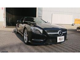 メルセデス・ベンツ SLクラス SL550 ブルーエフィシェンシー AMGスポーツパッケージ
