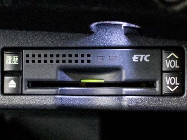 ビルトインETC装備