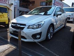 スバル インプレッサG4 2.0 i-S フルセグSDナビ 1オーナー車