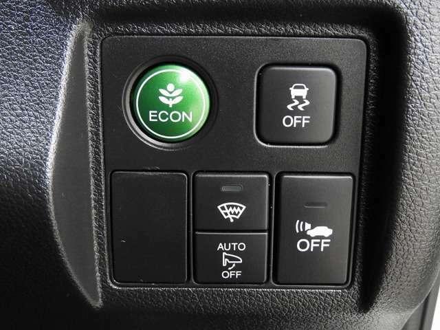 【VSA】ブレーキ時の車輪ロックを防ぐABS、加速時などの車輪空転を抑えるTCS、旋回時の横滑り抑制の3つの機能をトータルに制御!予期しないクルマの挙動の乱れを防ぐ安全装備です♪