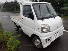三菱 ミニキャブトラック の中古車 660 VX-SE エアコン付 兵庫県加古川市 0.1万円