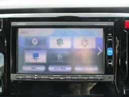 純正メモリーナビ(VXM-174VFi)です。DVD/CD再生のほかにもフルセグTV、USB接続・Bluetooth連携機能も装備されとっても便利です!