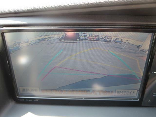 バックカメラも付いてるから駐車の苦手な方も安心ですね♪オーディオソースはCD・DVDビデオに地デジフルセグTVです♪ブルートゥース機能も搭載♪