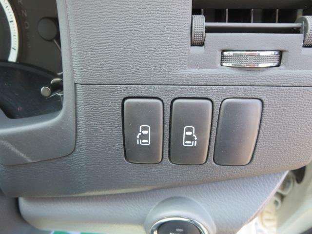 両側オートス ライドドアは運転席やキーフリーからもワンタッチで開閉が可能です♪