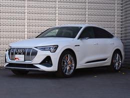 アウディ e-tronスポーツバック 55 クワトロ 1st エディション バーチャルエクステリアミラー仕様 4WD 限定車 国内限定ホイール&キャリパー
