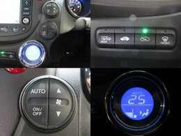 ワンタッチで快適な温度に調整してくれます、AUTOエアコンです♪コンフォートビューPKG(ミラーヒーター/Fガラスデアイサー)も完備しております!
