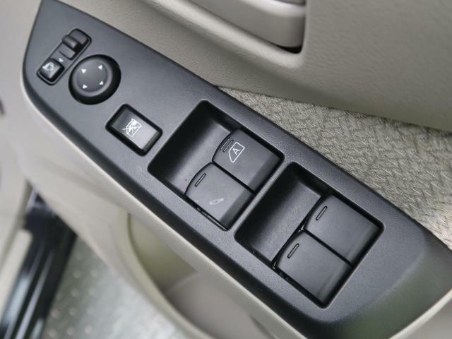 【電動格納ミラー】ドライバーの目線に合わせ、ミラーの上下左右調整が可能です☆