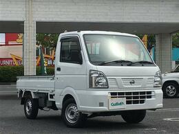 日産 NT100クリッパー 660 DX 4WD ワンオーナー 4WD 三方開