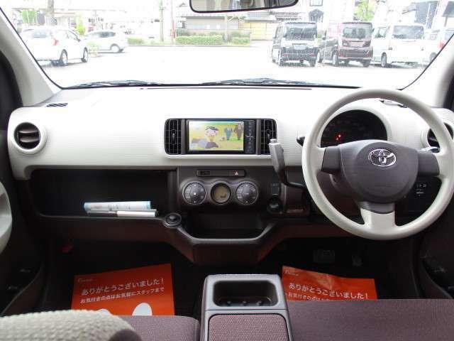 オートエアコン付き!(温度設定をすれば、自動で車内の温度管理をしてくれる快適アイテムです!天井、内装、内張りも、傷汚れなどなく、大変綺麗な状態です